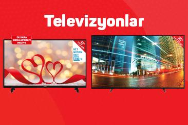 Televizyon ürünleri