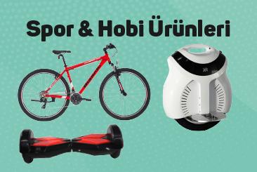 Spor&Hobi Ürünleri