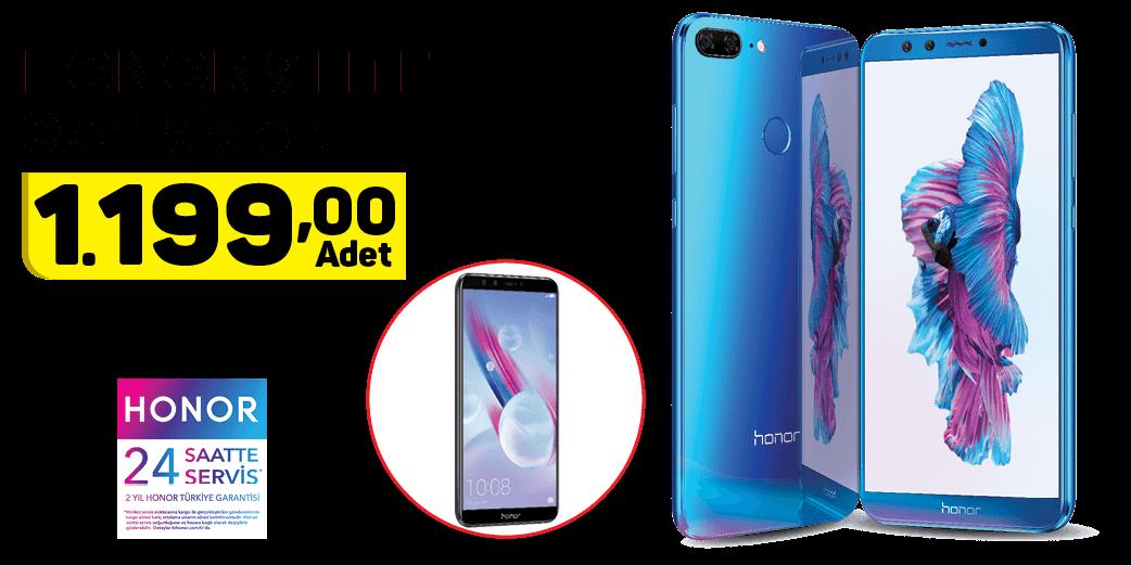 Honor 9 Lite 32 GB Cep Telefonu - Mavi