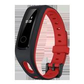 Huawei Honor Band 4 Akıllı Koşu Bileklik - Kırmızı