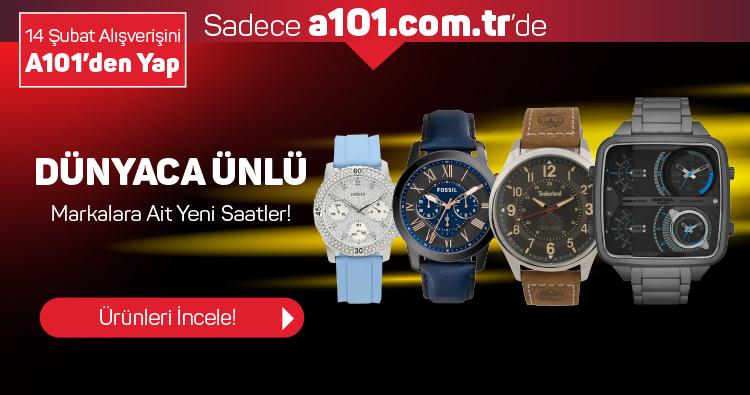 Dünyaca Ünlü Markaların Yeni Saatleri!