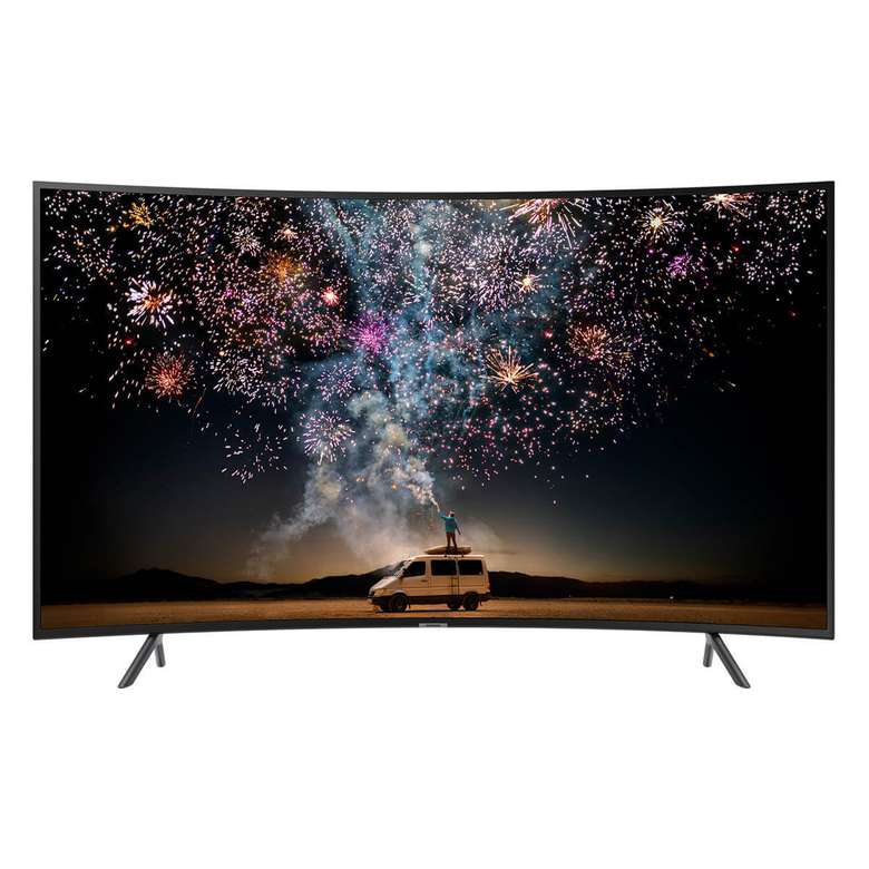 "Samsung 55RU7300 55"" UHD Curved TV"