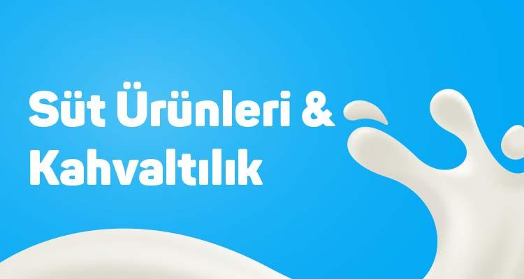 Süt Ürünleri & Kahvaltılık