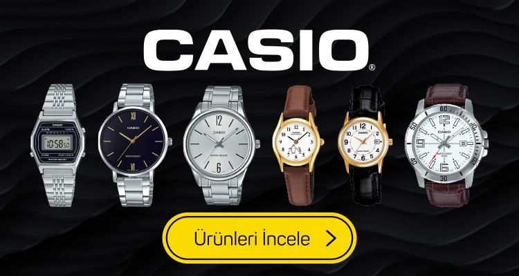 Casio Markalı Ürünler