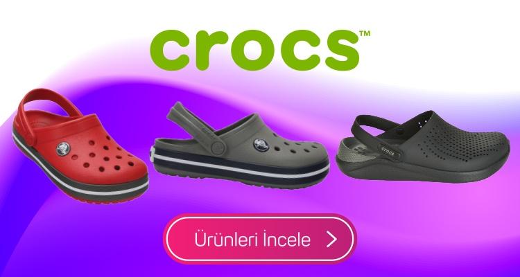 Crocs Markalı Ürünler