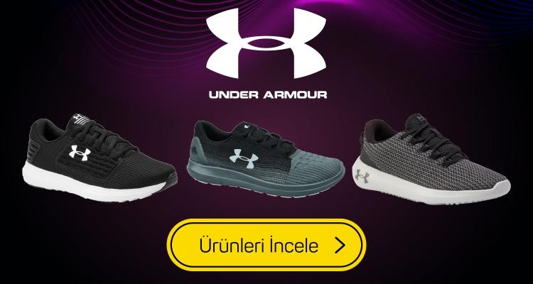Under Armour Markalı Ürünler