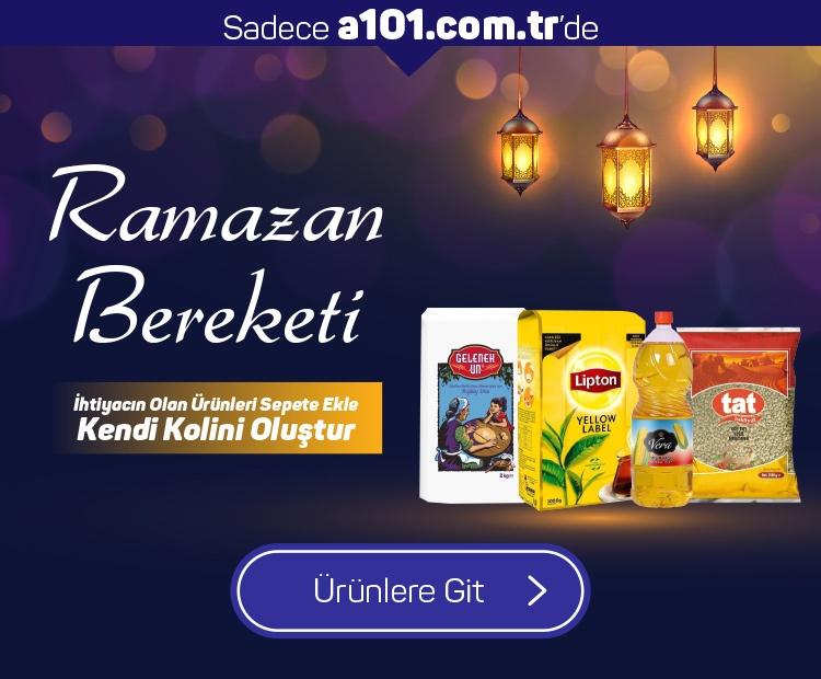 Ramazan Sepetinizi Oluşturun! Ramazan'da Sevdiklerinizi Sevindirin