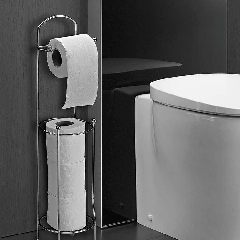 Yedekli Tuvalet Kağıtlık