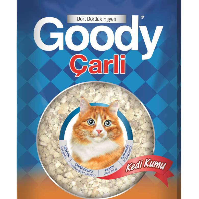 Çarli Kedi Kumu 7 L