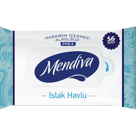 Mendiva Islak Havlu 56'lı