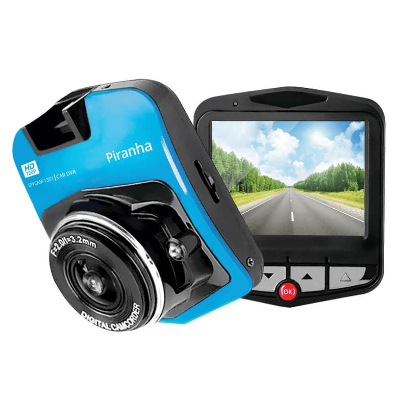 Piranha Araç İçi Kamera