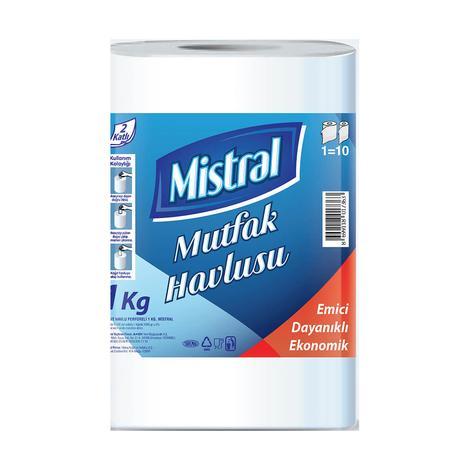 Mistral Kağıt Havlu Perforeli 1 Kg