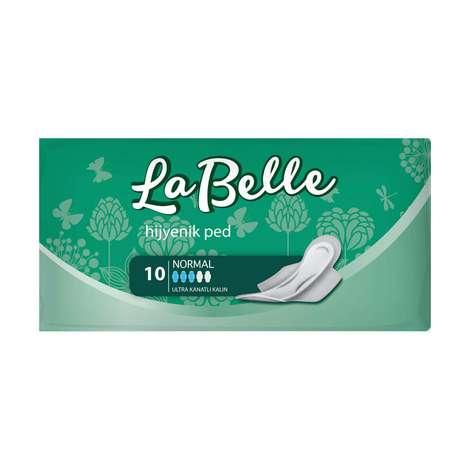La Belle Hijyenik Ped Normal 10'lu