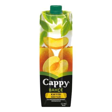 Cappy Meyve Nektarı Kayısı 1 L