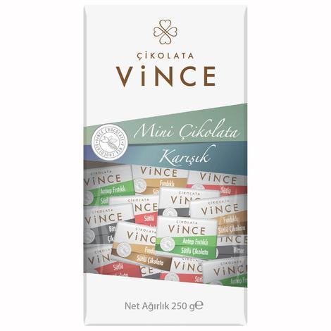 Vince Çikolata Mini Napoliten 250 G