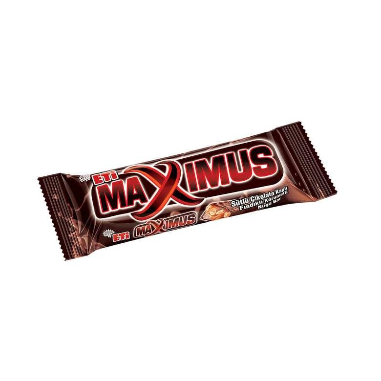 Eti Maxımus Bar Çik.yer Fıstıklı 40 G