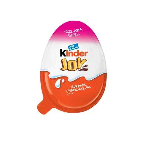 Kinder Joy Çikolata Süpriz Yumurta Kızlar İçin 20 G