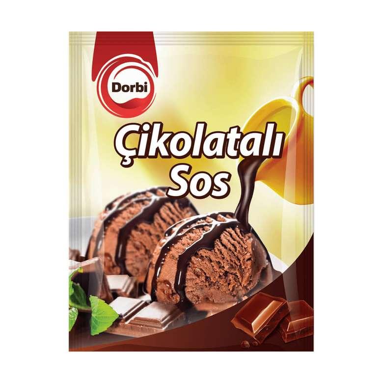 Dorbi Çikolatalı Sos 128 G