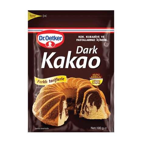 Dr.Oetker Dark Kakao 100 G