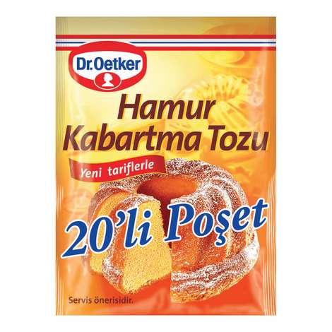 Dr.Oetker Hamur Kabartma Tozu 20x10g