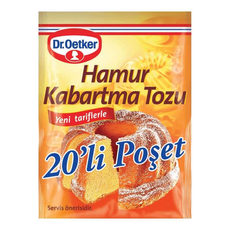 Dr.Oetker Hamur Kabartma Tozu 20x10g - A101