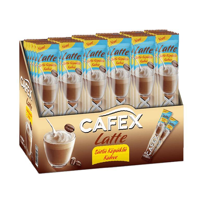 Cafex Kahve Instant Latte 17 Gr