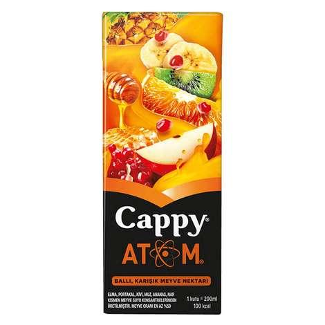 Cappy Meyve Nektarı Atom 200 Ml