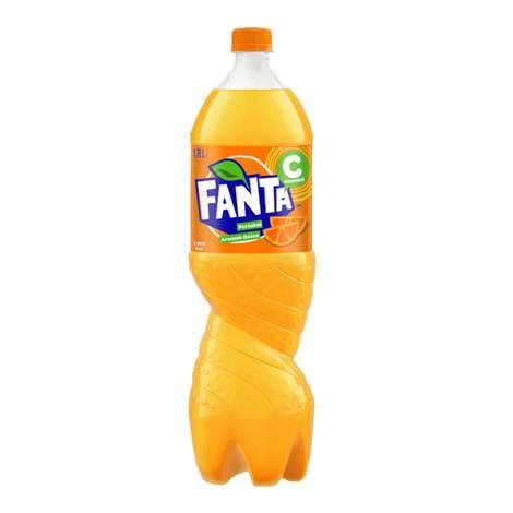 Fanta Gazlı İçecek Portakal 1.75 L