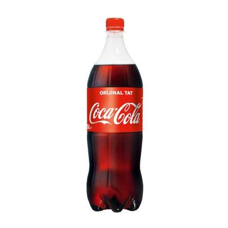Coca Cola Gazlı İçecek Kola 1.25 L