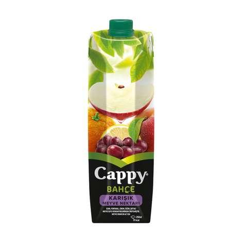Cappy Meyve Nektarı Karışık 1 L