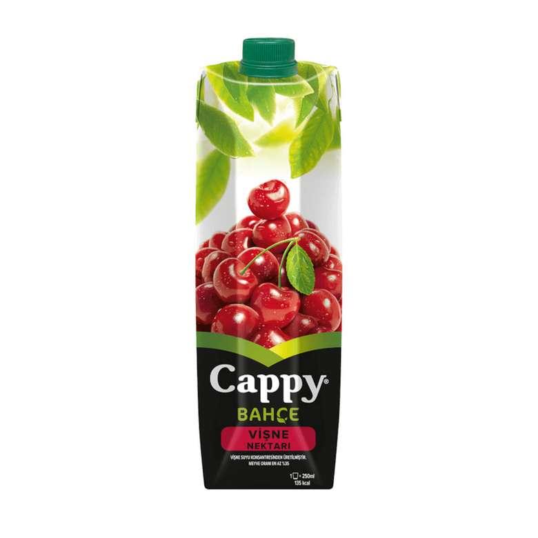 Cappy Meyve Nektarı Vişne 1 L
