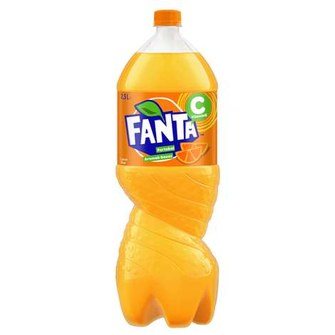 Fanta Gazlı İçecek Portakal 2.5 L