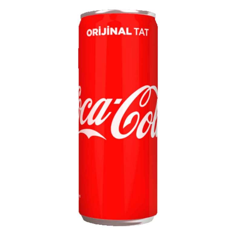 Coca Cola Gazlı İçecek Kola 330 Ml