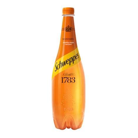 Schweppes Gazlı İçecek Mandalina 1 L