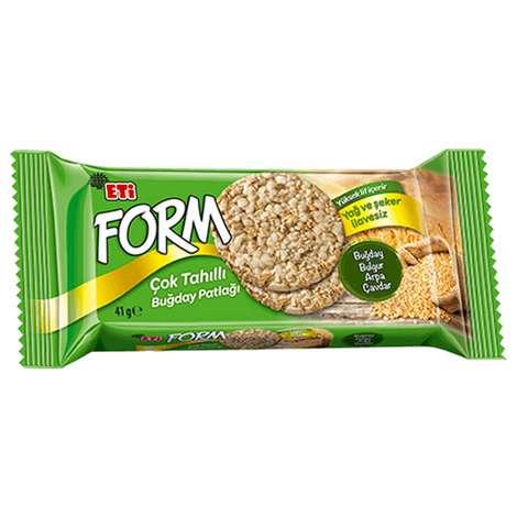 Eti Form Buğday Patlağı Tahıllı 41 G
