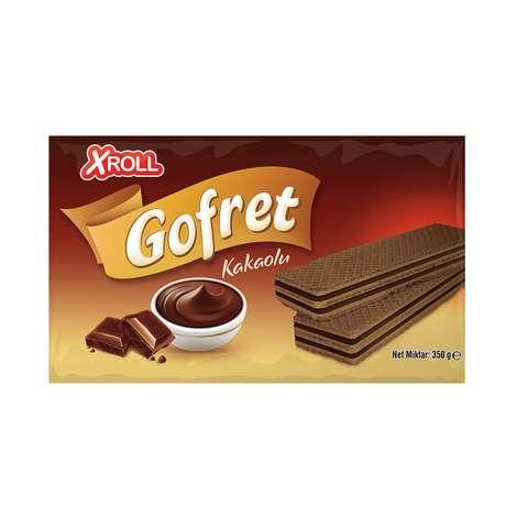 Xroll Gofret Kakaolu 350 G