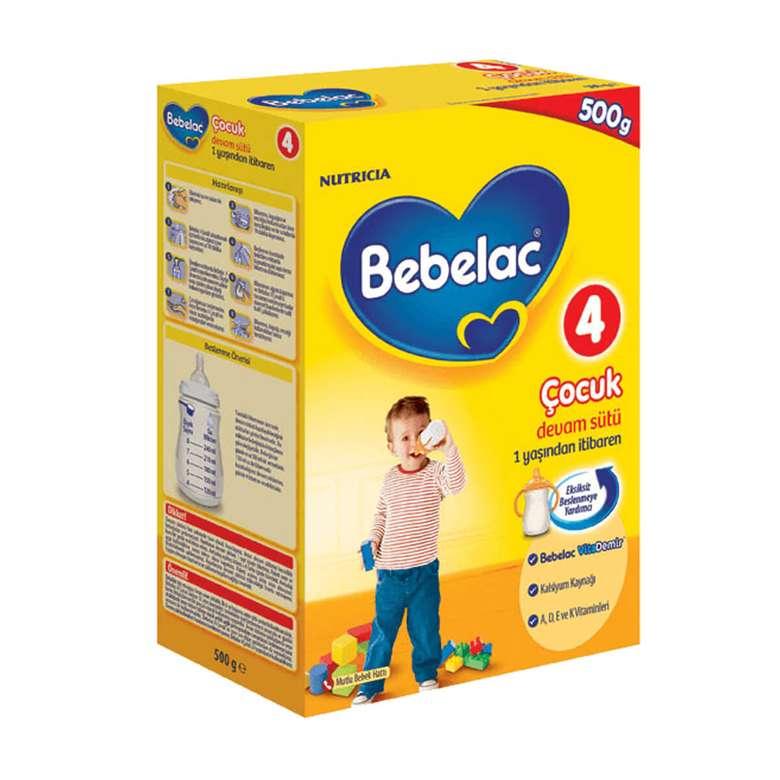 Bebelac Bebek Maması Biberon 4 500 G