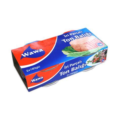 Wawa Konserve Balık Ton 2x160 G