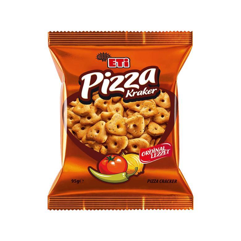 Eti Pizza Kraker Baharatlı 76 G