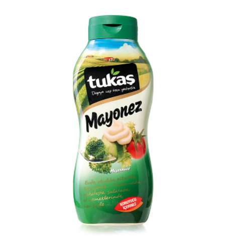 Tukaş Mayonez 600 G