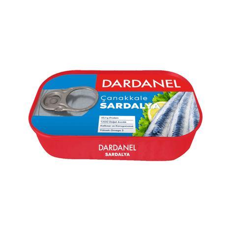 Dardanel Konserve Sardalya 125 G