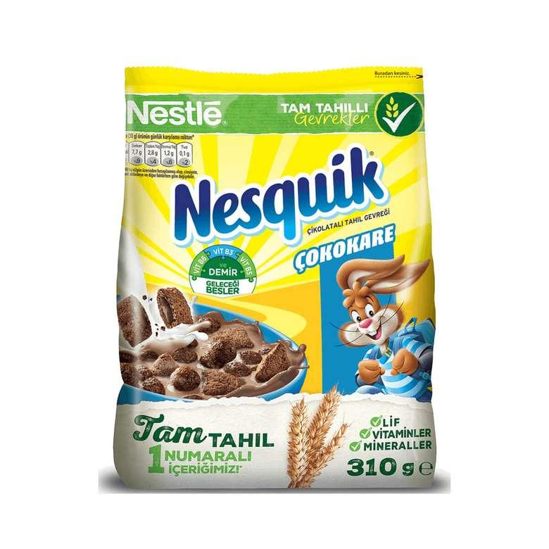 Nestle Mısır Gevreği Çikolatalı 310 G