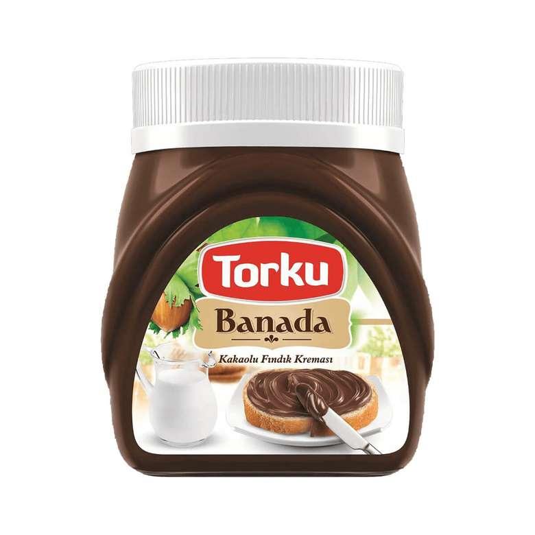 Torku Banada Kakaolu Fındık Kreması 400 G
