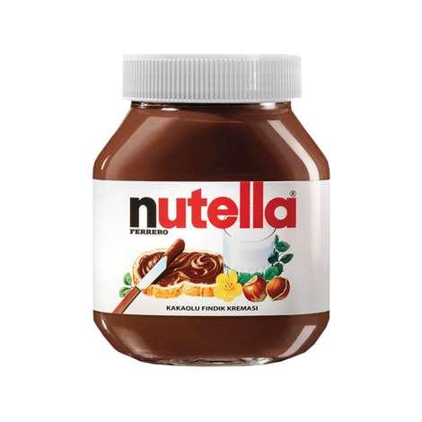 Nutella Kakaolu Fındık Kreması 750 G