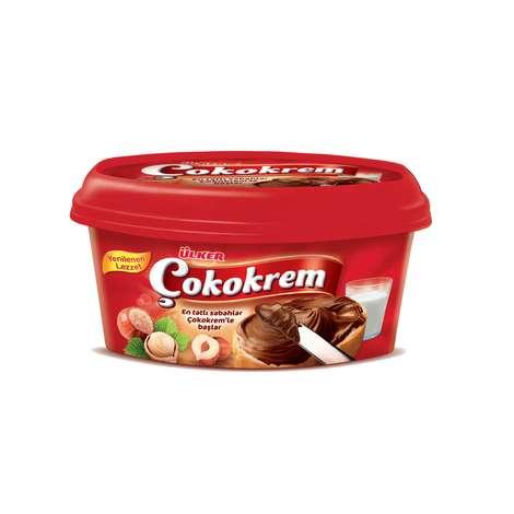 Ülker Çokokrem Kakaolu Fındık Kreması 500 G