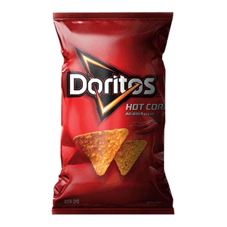 Doritos Hotcorn 113 G