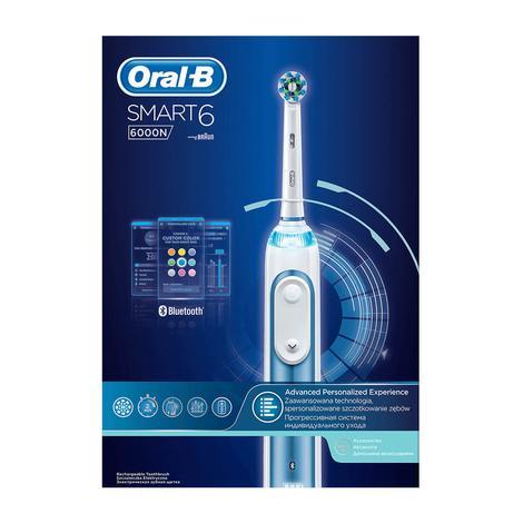Oral-b Şarjlı Diş Fırçası Pro 6000
