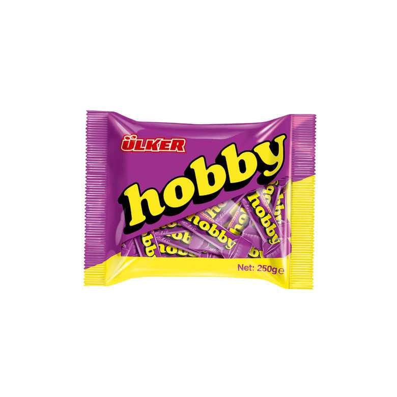 Ülker Hobby Bar Çikolata Fındıklı 250 G