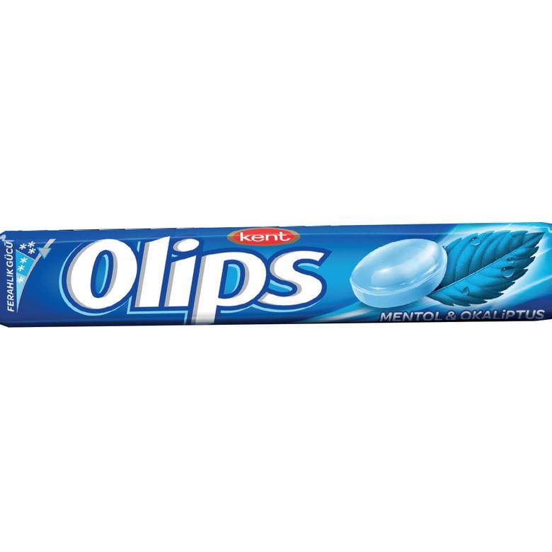 Olips Sert Şeker Mentollü 28 G