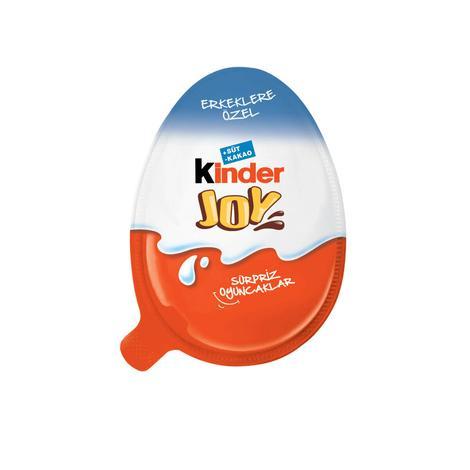 Kinder Joy Çikolata Süpriz Yumurta Erkekler İçin 20 G